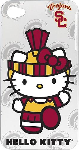 Hello Kitty Fan : Curated school spiritwear trojans ideas by
