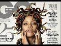 Rihanna's Illuminati Medusa GQ Cover - http://theconspiracytheorist.net/new-world-order/illuminati/rihannas-illuminati-medusa-gq-cover/