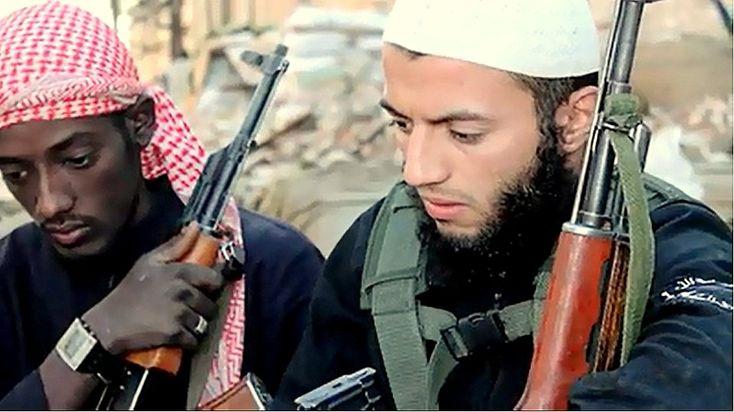 Les nombreux étrangers qui affluent, de Russie ou d'Europe, vers le champ de bataille irako-syrien ont suscité en France comme dans d'autres pays, un discours sécuritaire sur « la menace terroriste » et l'adoption de lois d'exception pour la combattre....