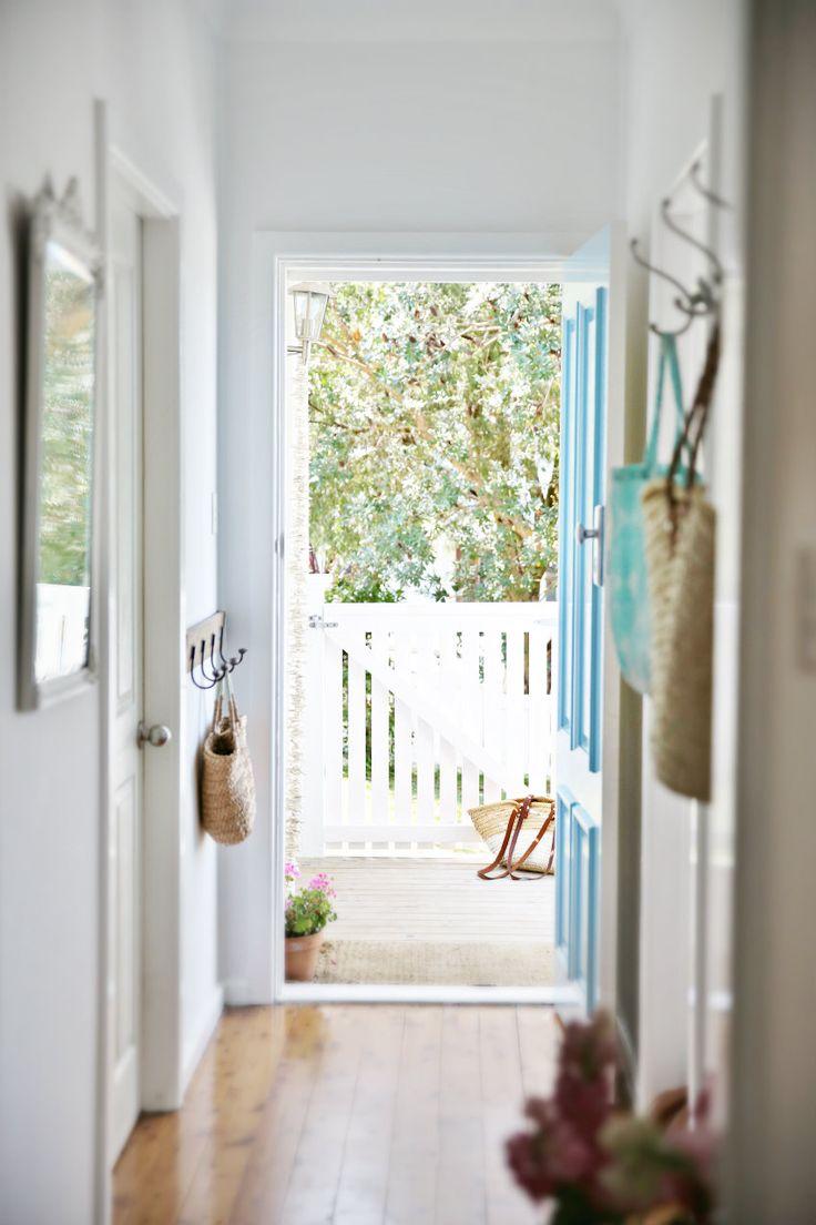 129 best Home - Hallway images on Pinterest   Live, Hallway ideas ...