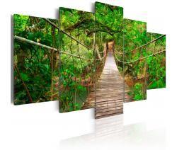 Картины пейзажи - лесной пейзаж