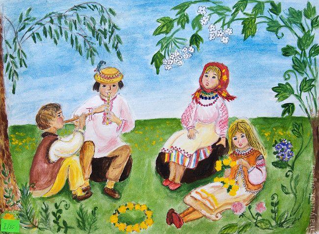 Картинки родине свято