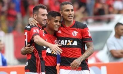 PORTAL JORGE GONDIM: ESPORTES - Flamengo estreia no Brasileirão com pé ...Mais Querido recebe Sport e gol de Éverton garante vitória