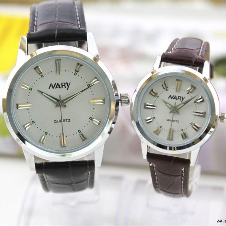 $7.35 (Buy here: https://alitems.com/g/1e8d114494ebda23ff8b16525dc3e8/?i=5&ulp=https%3A%2F%2Fwww.aliexpress.com%2Fitem%2F1-pcs-piece-2016-Nary-Lovers-Fashion-Mens-Ladies-Elegant-Couples-Wrist-Watches-PU-Leather-Wristwatch%2F32669917267.html ) 1 / pcs piece 2016 Nary Lovers Fashion Mens Ladies Elegant Couples Wrist Watches PU Leather Wristwatch for men women gifts for just $7.35