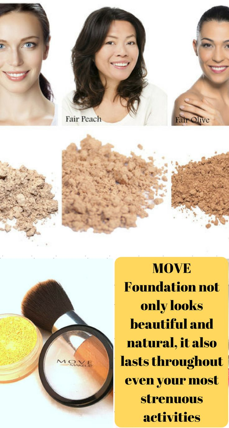 Vegan Sweat-Proof Natural Mineral Foundation's unique formula produces a sweat-proof foundation that won't budge while your working out, running errands, or just busying through life #makeup #vegan #foundation #beauty #afflink