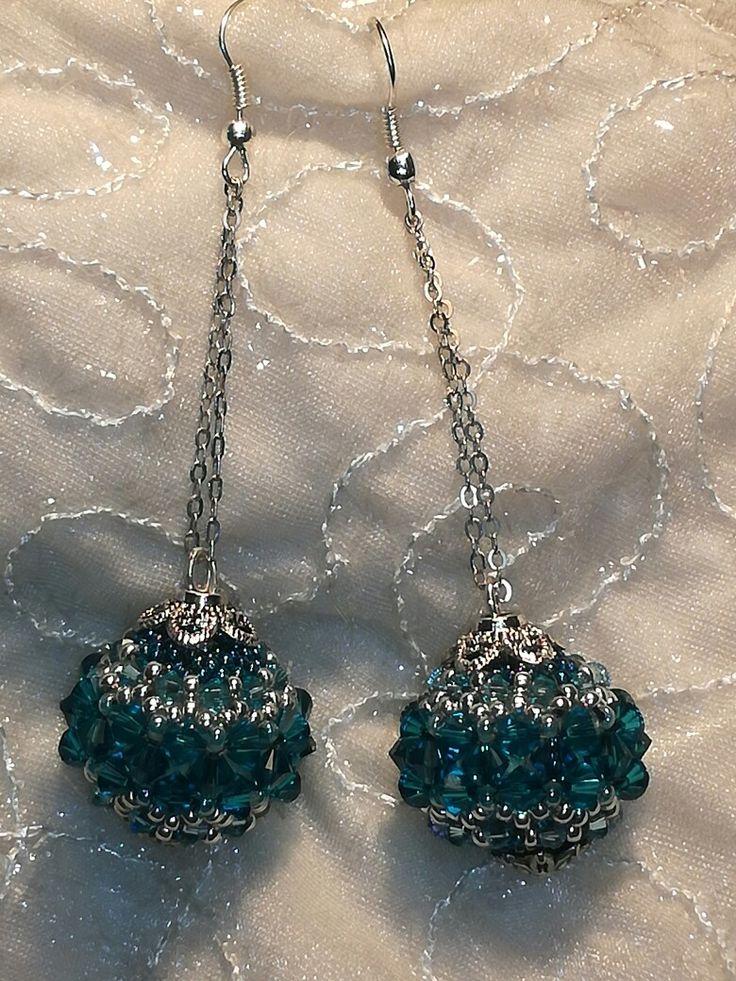 Estremamente Oltre 25 fantastiche idee su Orecchini di smeraldo su Pinterest  FQ69