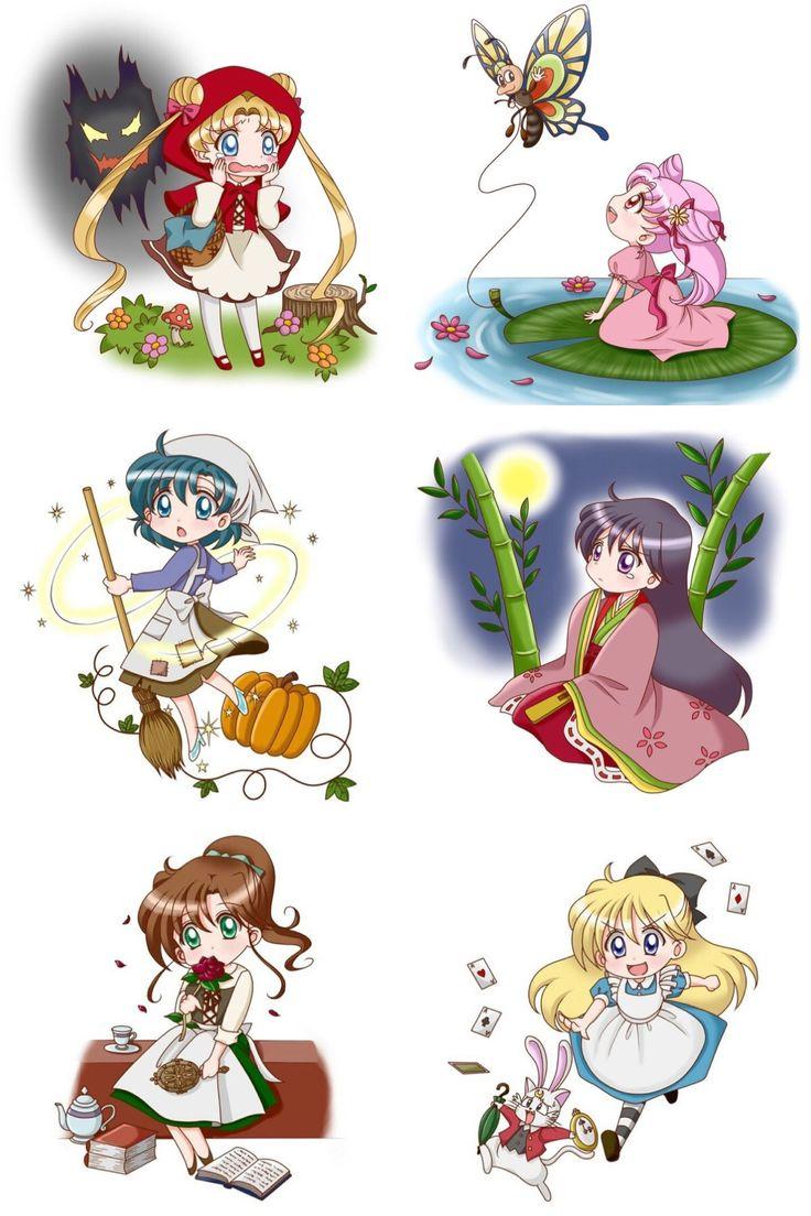 Fairytale Scouts