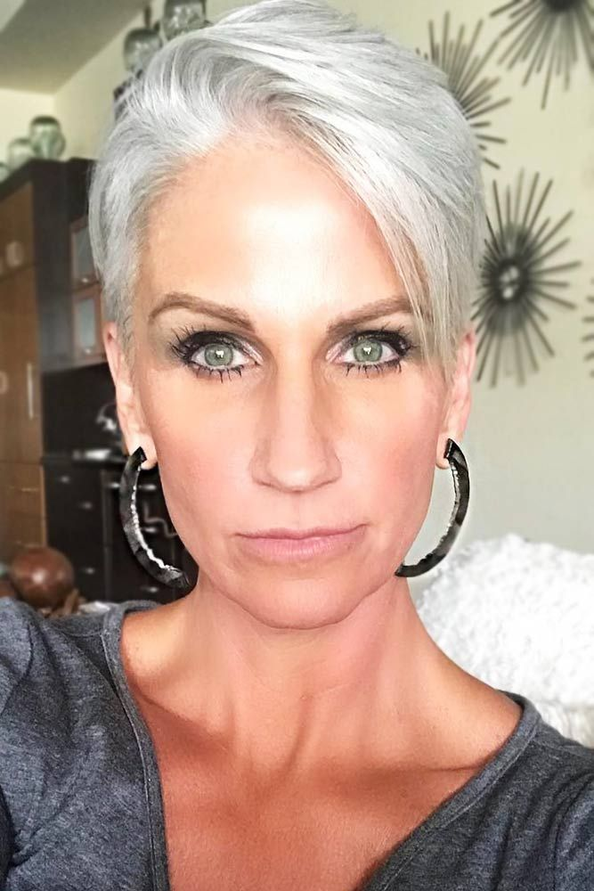 35 Pixie Haircuts For Women Over 50 To Enjoy Your Age Pixie