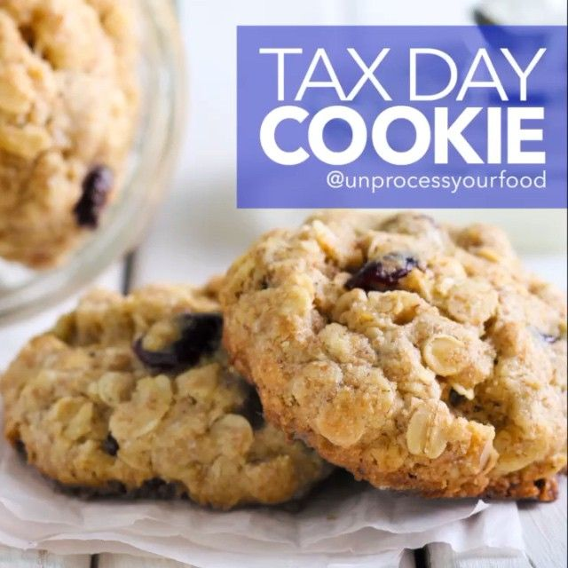 CONGRATULATIONS! You made it! Taxes are done and it's time to celebrate. I suggest making clean, gluten free, chocolate chip cookies. May you have many happy returns. Love, Ms. Dash  #unprocessyourfood #healthyrecipes #wholesome #realfood #healthyfoodshare #taxday #healthytreat --------------------- Need a healthy kitchen tool or appliance? Visit my website: www.bydash.com  --------------------- ➡️PLEASE SHARE THIS IG PAGE  I really appreciate your support.  --------------------- Tax Day…