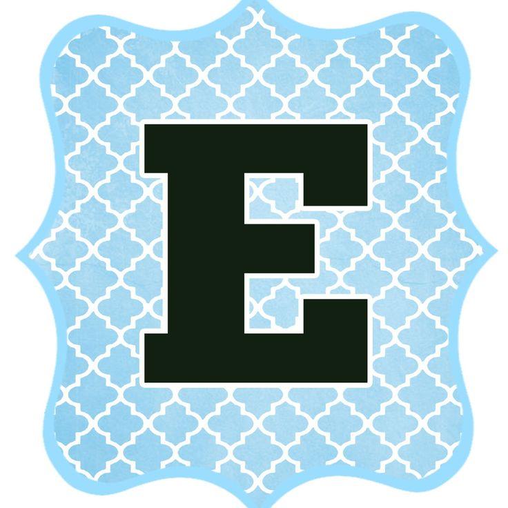 11 best letters images on pinterest free printables printables and free banner. Black Bedroom Furniture Sets. Home Design Ideas