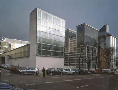 Community of Madrid Documentation Centre by Mansilla y Tuñon
