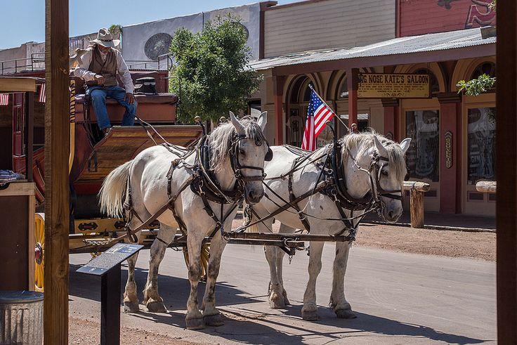 Tombstone - Arizona - Roadtrip USA 2012   by Mathieu Lebreton