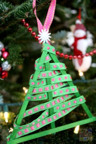 14 Super Cute Christmas Tree Crafts The Kids Will Have A Blast Making