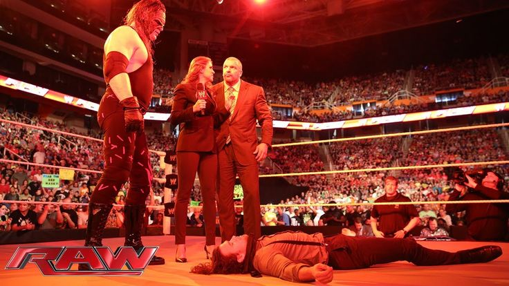 The Authority punishes Brad Maddox: Raw, May 26, 2014