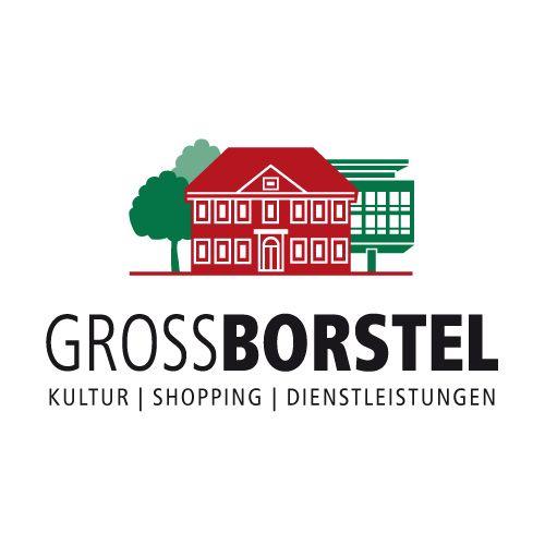 Logo-Design für den Hamburger Stadtteil Groß Borstel