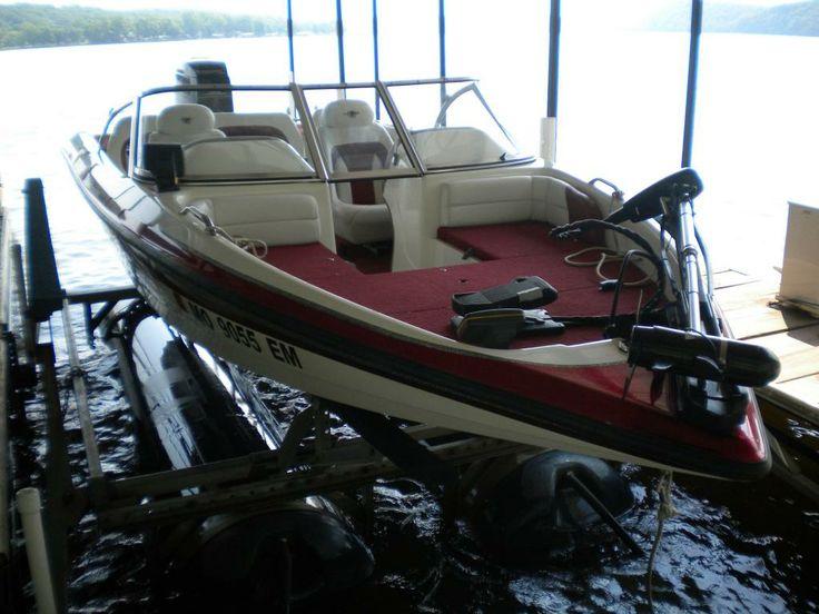 Fish and ski Boat For sale: 2000 Nitro Fish and Ski at Climax Sprgs ...