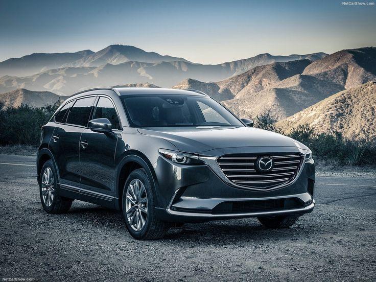 2016 Mazda CX-9 Overview