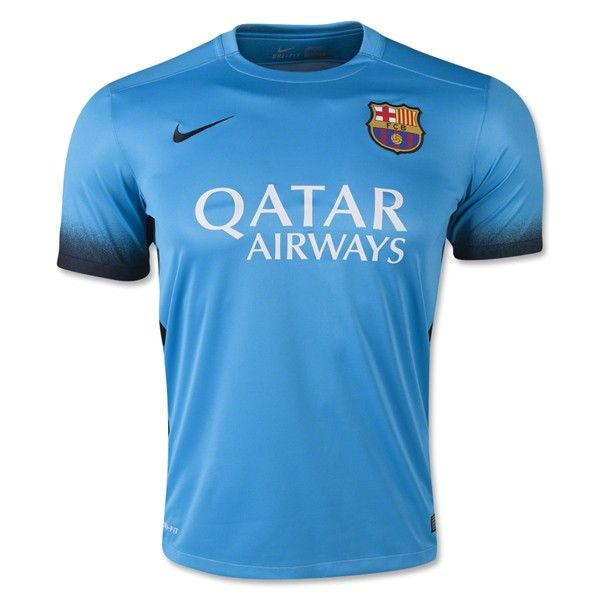 Nike Barcelona 15/16 Third kit available at just Rs 1800/-. Visit instagram.com/derbyjerseys for more info!!