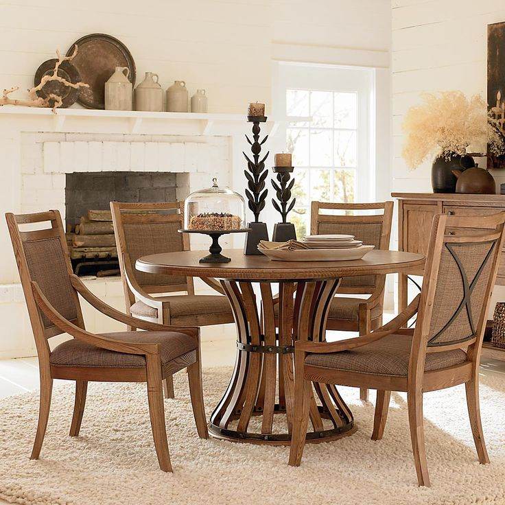 Bassett Furniture Dining Chairs: 17 Best Images About Dining Furniture On Pinterest