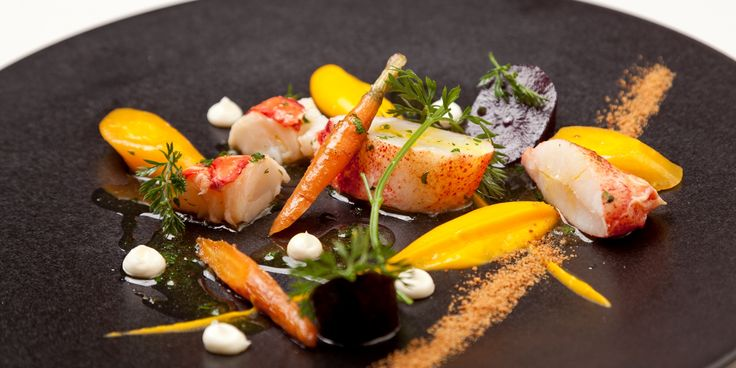 David Everitt-Matthias' beautiful lobster dish is not for the faint-hearted, but is well worth the work for the stunning results