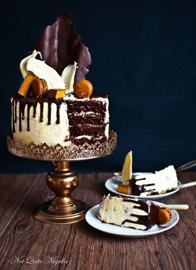 96 Best Ideias Drippy Cakes Images On Pinterest Drip