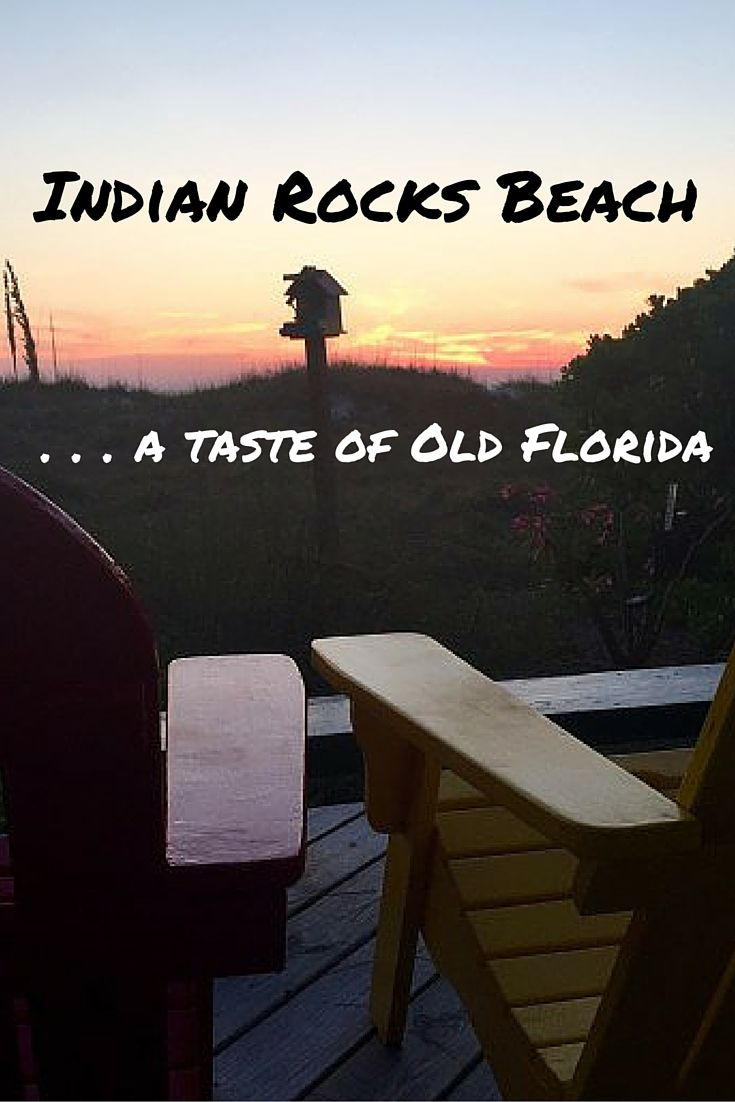 Backroad Planet | Indian Rocks Beach: A Taste of Old Florida | http://backroadplanet.com