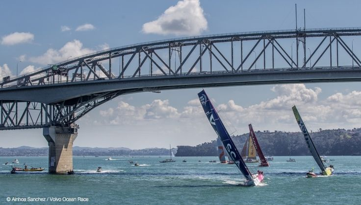 New Zealand Entry For Volvo Ocean Race?