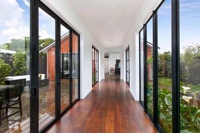 Glass Hallway - 3 Goring Rd, Sandringham Unlimited Potential Real Estate