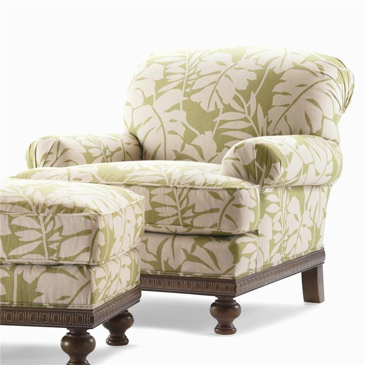 Upholstered Chair And Ottoman 78 best chairs for the living room images on pinterest | living