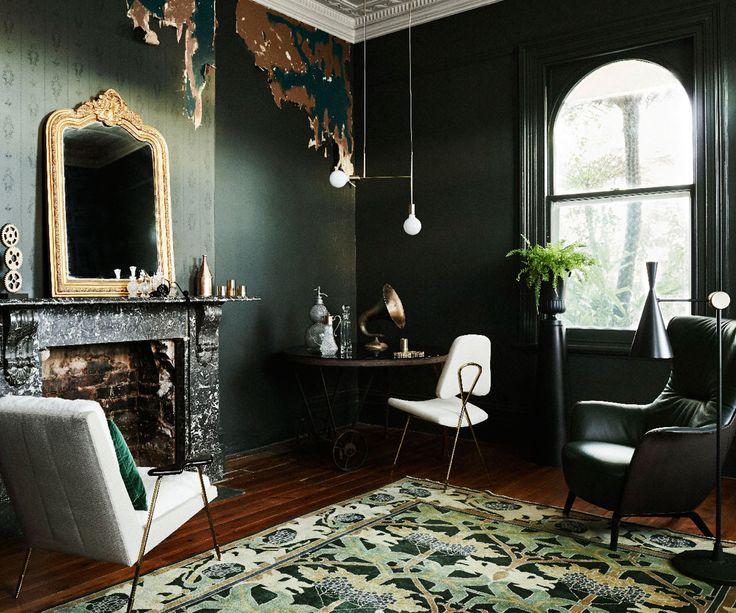 83 mejores im genes de decoraci n verde en pinterest for Decoracion hogar verde