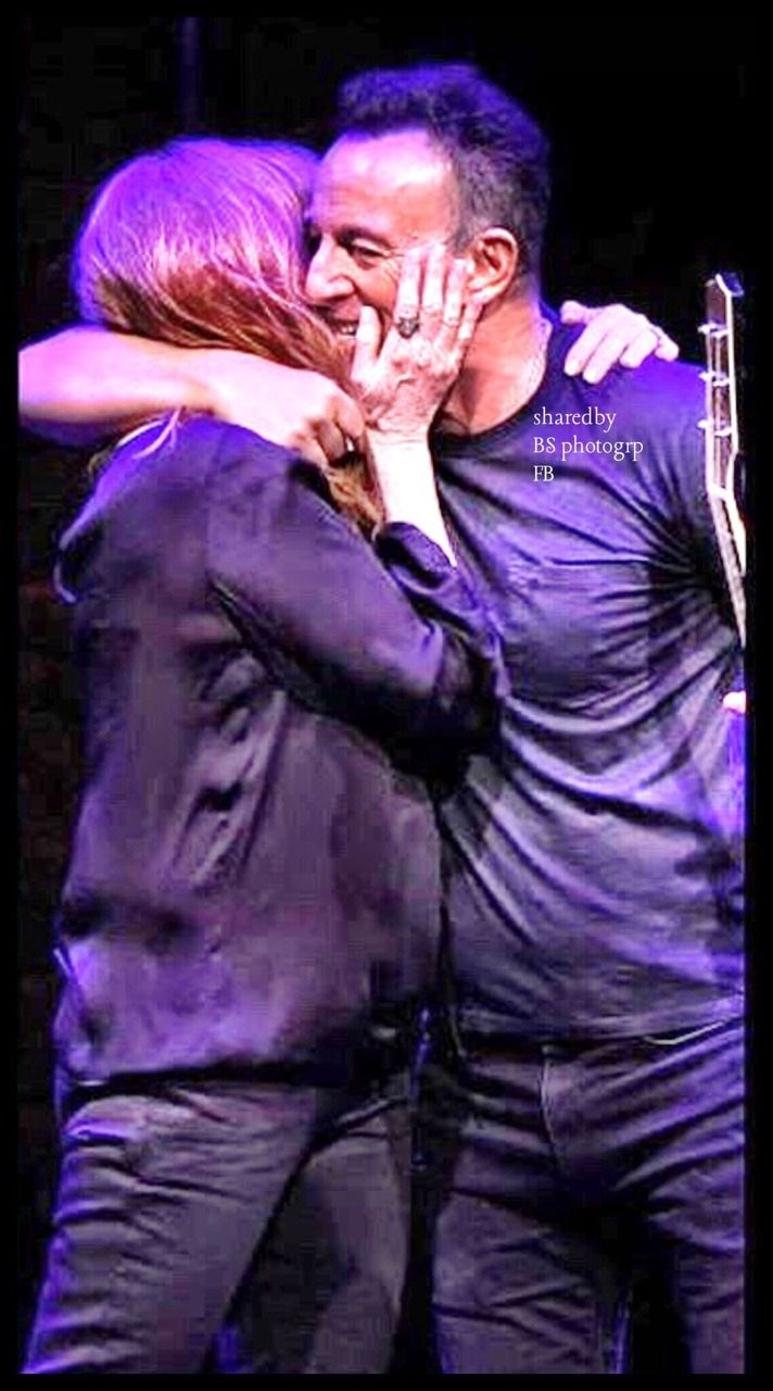 Bruce — Bruce n Patti on Broadway. Love
