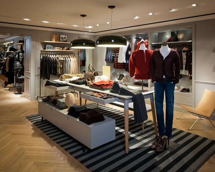 Fashion & Design im Marc O´Polo Store in Kühlungsborn