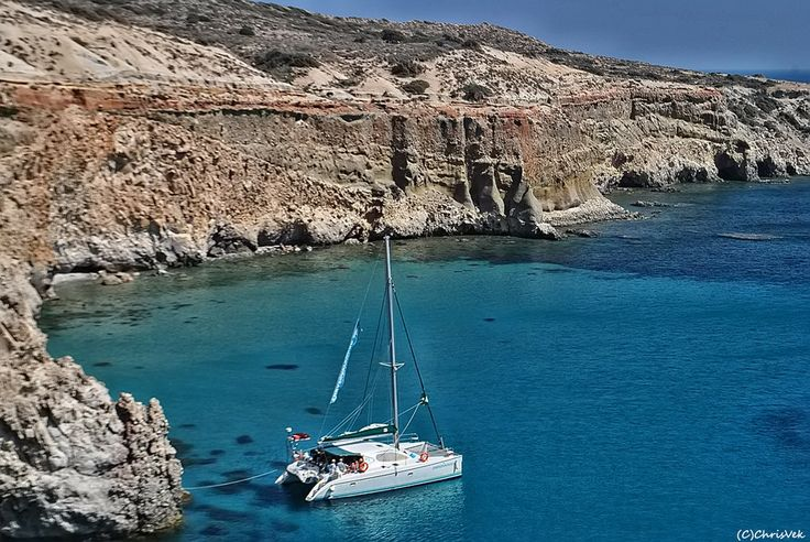 Milos-Cyclades by Chris Vekris on 500px