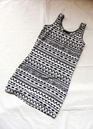 Kup mój przedmiot na #vintedpl http://www.vinted.pl/damska-odziez/tuniki/8517060-tunika-azteckie-wzory-rozmiar-36