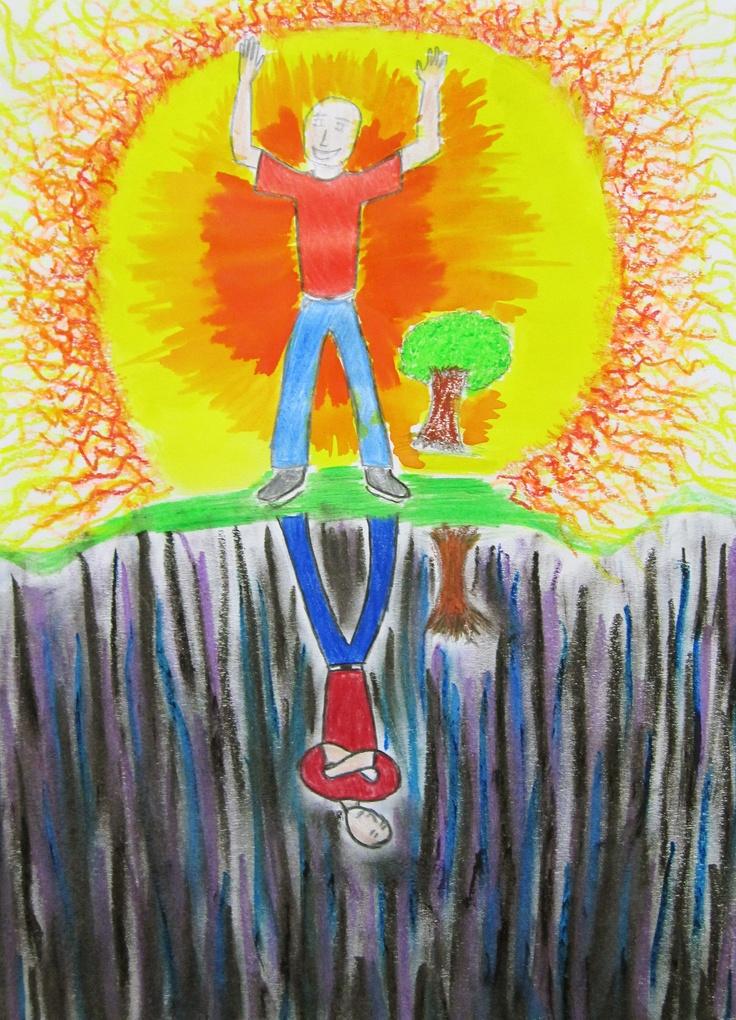 2011 Youth Art Johnathan Mendoza 'Untitled'