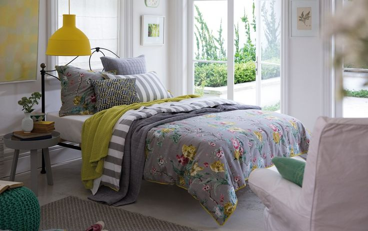 Sheridan - nerina quilt cover set - quilt covers - bedroom - Luxury bed linen, quilt covers, sheets, towels and accessories