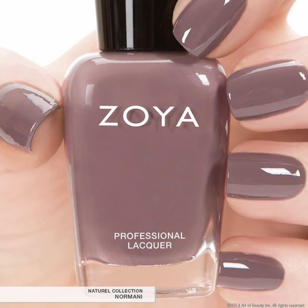 Erster Blick: Zoya Nagellack in Normani 2014 Naturel Collection – Zoya Nagellack … – nägel