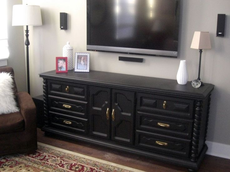 Television Console Reveal - Laurie Jones Home