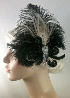 1920's headware