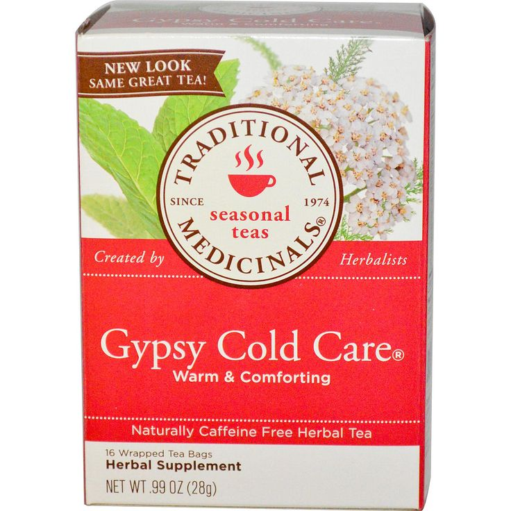 This stuff worked amazingly for my chest congestion.. Traditional Medicinals, Herbal Tea, Gypsy  ...