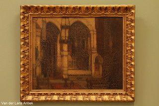 Kerkinterieur 00088 bij Van der Lans Antiek op www.lansantiek.com.
