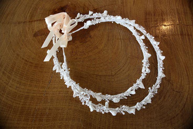 Στέφανα γάμου Atelier Zolotas
