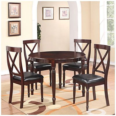19 best kitchen table and chairs images on pinterest dining rooms dining room sets and furniture. Black Bedroom Furniture Sets. Home Design Ideas