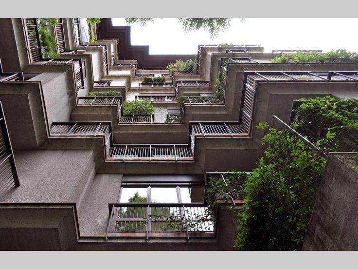 Complesso residenziale - Lo studio BBPR e Milano - itinerari - Ordine degli architetti, P.P.C della provincia di Milano