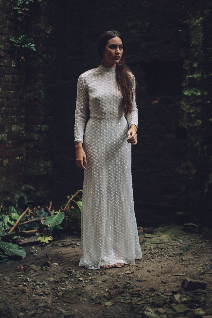 The Ara gown from our Constellation bridal collection  Photography www.thewoods.photography