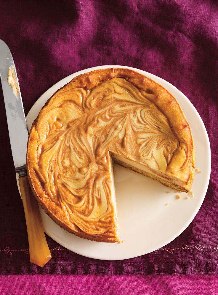 Recette de petit gâteau au fromage à l'érable de Ricardo