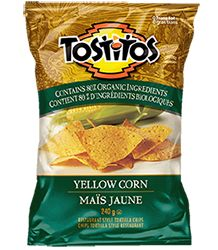 Tostitos® Organic Yellow Corn Chips #InspireTheSeason