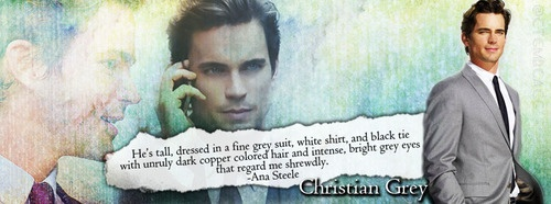 fifty shades of grey - christian grey: Christian Grey