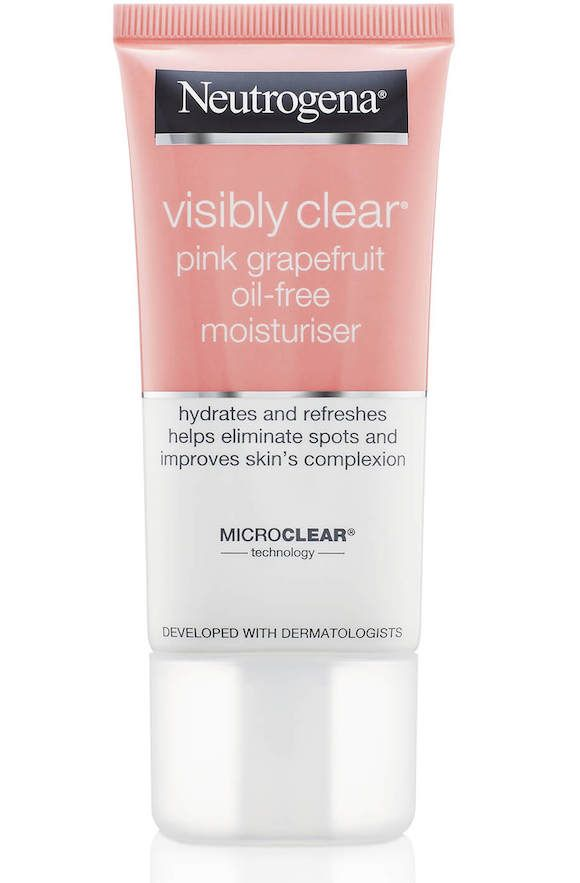 40 Brilliant Tween And Teenage Skincare Products Oil Free Moisturizers Best Moisturizer Grapefruit Fragrance