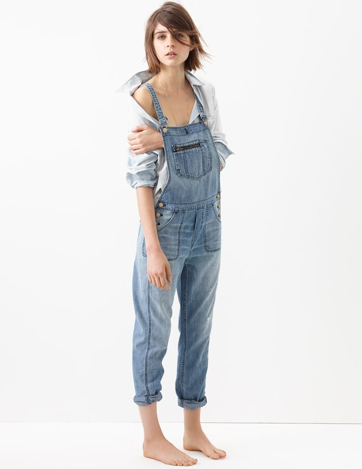 Madewell Park overalls 2014